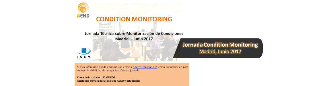 Jornada Condition Monitoring